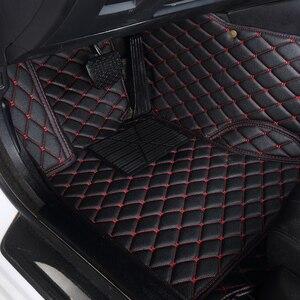 Image 1 - רכב מאמין רכב רצפת מחצלות עבור מרצדס w212 w245 ויטו w639 w169 ml w163 w212 w140 clk w639 gl x164 ls w219 slk שטיח שטיחים