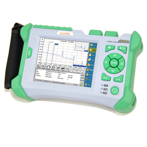 Image 4 - KOMSHINE QX50 M 850/1300nm, 21/19dB, Touch Screen OTDR /Fiber Optic MM OTDR