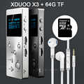 XDUOO X3 Professional Lossless music MP3 HIFI Music Player with HD OLED Screen Support APE/FLAC/ALAC/WAV/WMA/OGG/MP3 -2016 NEW