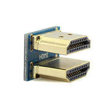 Elecrow HDMI Connector for 5 inch HDMI Raspberry Pi Screen Display DIY HDMI Connector Kit