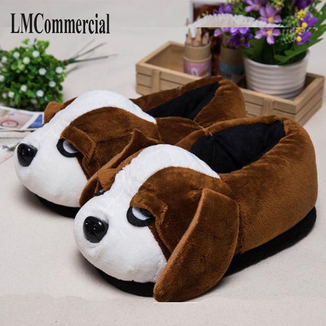 Indoor Slippers custom home slippers men Damens warm winter home custom slippers b83b4a