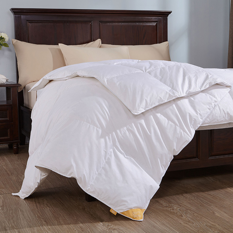 Aliexpress.com : Buy Puredown 1pcs Top Quality 60% Fill White ... : quilt warmth - Adamdwight.com