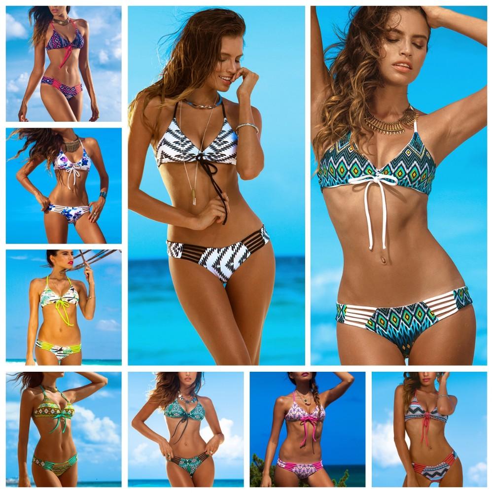 printing bikini