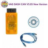 VAG DASH CAN V5.05 yeni sürüm