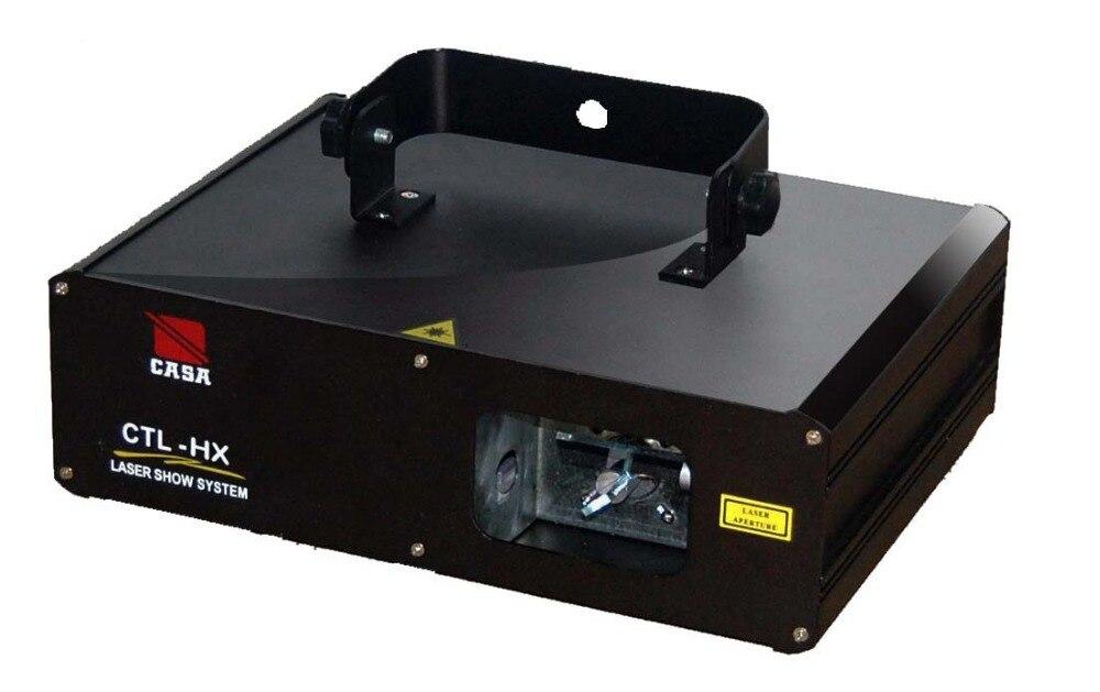 La scène principale mobile de faisceau du Laser DMX512 de rvb allume les lumières d'exposition de projecteur de laser de club de Disco de Dj