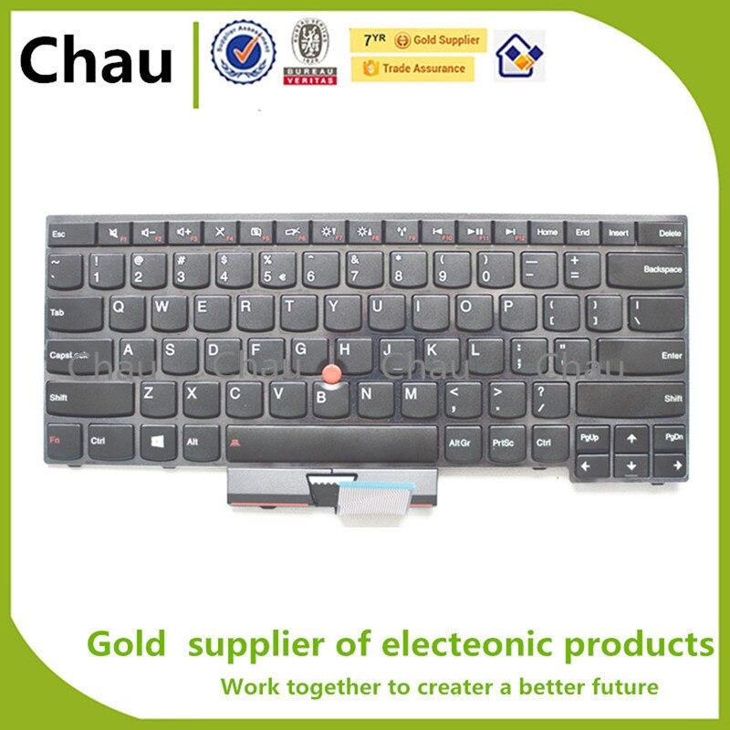 New For Lenovo  Thinkpad Edge  E330 E430 T430U E445 E335 S430 E430S E430C E435  Backlit  Keyboard  US