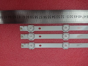 Image 2 - جديد عدة 3 قطعة 8LED 618 مللي متر LED شريط إضاءة خلفي ل LE32D59 32PFL3045 K320WD 4708 K320WD A2213K01 A4213K01 471R1055 471R1P53