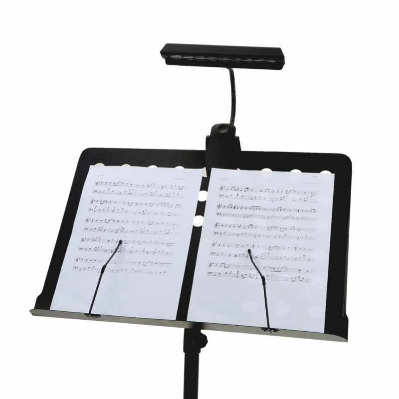Профессиональный светильник для фортепиано оркестр музыкальный настольная