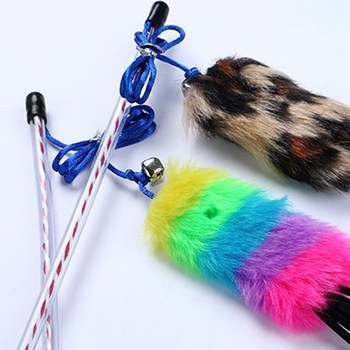Cat Teaser Wand Toy