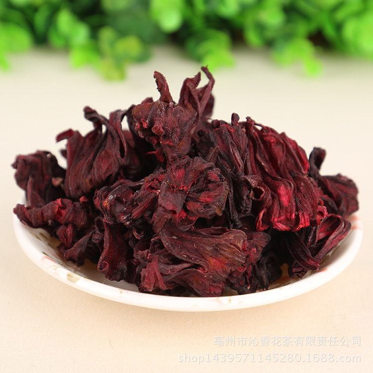 2016 health care Roselle tea 500g hibiscus Natural weight loss dried flowers Tea the products herb skin food gift