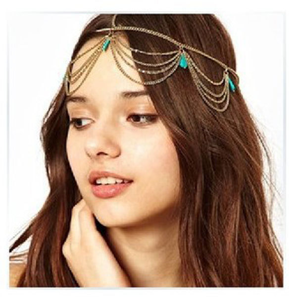 Online Buy Wholesale Turquoise Hair Accessories From China