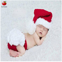 Popular Newborn Santa Hats-Buy Cheap Newborn Santa Hats lots from ...