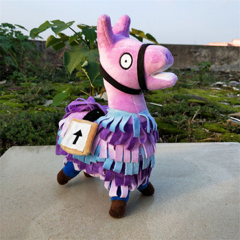 Game Action Figure Toy Collection for Children Infant fortnight Plush Stuffed Fornite Llama Figure Toys for