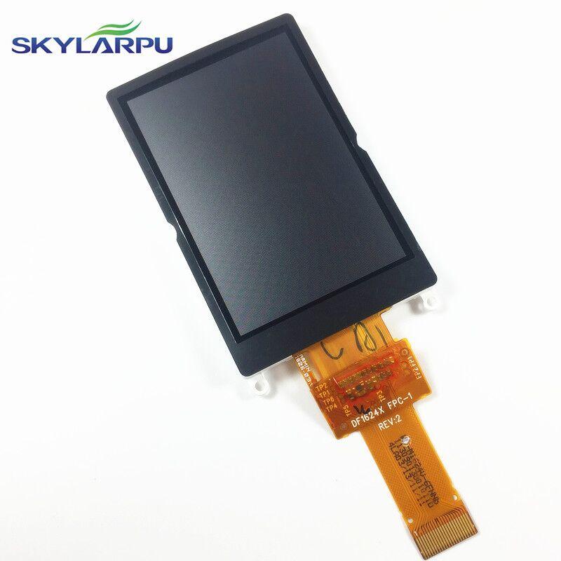 skylarpu Bicycle stopwatch LCD screen for Garmin edge 810 bicycle speed meter GPS LCD display screen