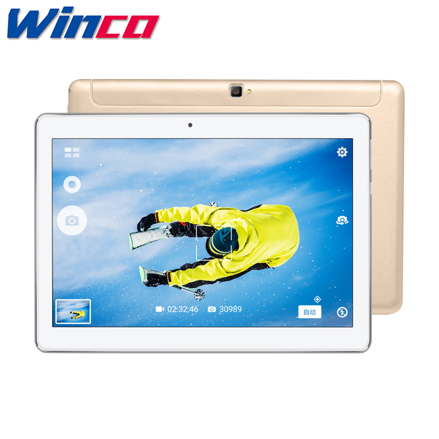 VOYO Tablet PC Android-7.0 Wifi 2GB-RAM Dual-Sim Octa-Core MTK6753 LTE 1920--1200 4G
