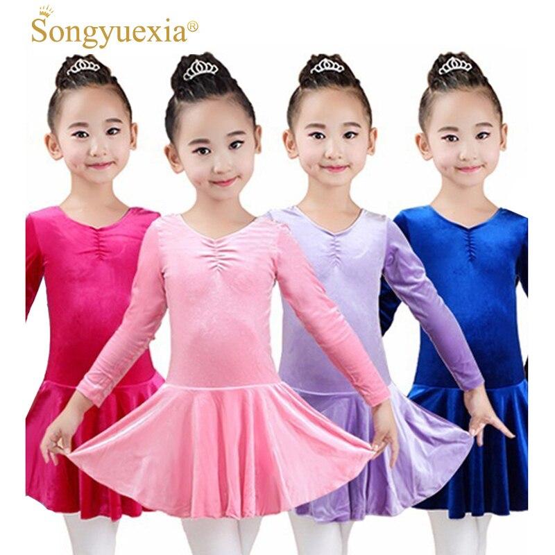 songyuexia-girls'-gymnastic-leotard-for-girls-font-b-ballet-b-font-dress-children's-autumn-winter-cotton-dancing-leotard-kids'-dancing-dress