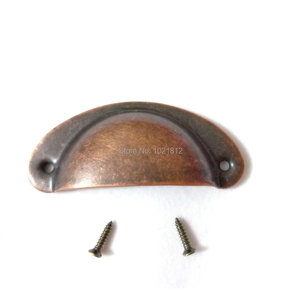 Copper 30pcs Steel Kitchen Medicine Cabinet Handles Furniture ...