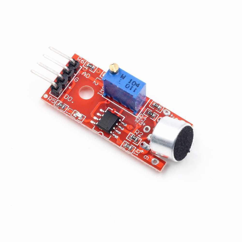 Module de détection de capteur de Microphone sonore haute sensibilité AVR PIC