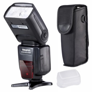 Image 5 - TRIOPO TR 988 Professional Speedlite TTL Flash with *High Speed Sync* for Canon d5300 Nikon d5300 d200 d3400 d3100 DSLR Cameras