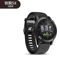 Smart Watch Men Metal Strap Replacement Waterproof Heart Rate Blood Pressure Monitor