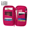 2016 Travel Passport Bag Credit ID Card Holder Cash Wallet Organizer Bag Purse Wallet Holder Documents Fashion Passport Bags
