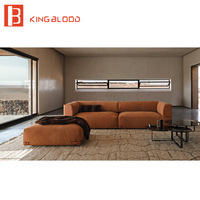 European luxury wedding leather sofa