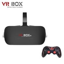 VRกล่องพรีเมี่ยมIII VRหมวกกันน็อคมิติเสมือนจริงแว่นตาAntireflection Dualล้อ3Dแว่นตาของขวัญ+บลูทูธควบคุมระยะไกล