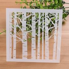 Vente En Gros Bamboo Wall Stencil Galerie Achetez à Des Lots à