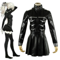 Rolecos Black Hot Japanese Anime Cartoon Character Tokyo Ghoul Cosplay Kaneki Ken Costume Female Fighting Dress Cosplay Costume