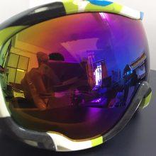 2019 gorące okulary gogle snowboardowe unisex gogle narciarskie uv400 antiparras gogle capacete szkło gogle snowboardowe gogle narciarskie