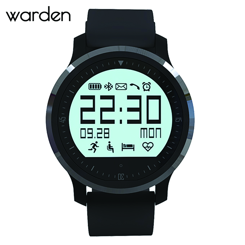 Fashion Watch Sport Men Fitness Smart Watch Heart Rate Monitor Health Smartwatch Bluetooth Waterproof Wristwatch For Android IOS heart rate monitor bluetooth smart watch s2 smart health clock smartwatch for iphone ios android phonewatch with camera whatsapp