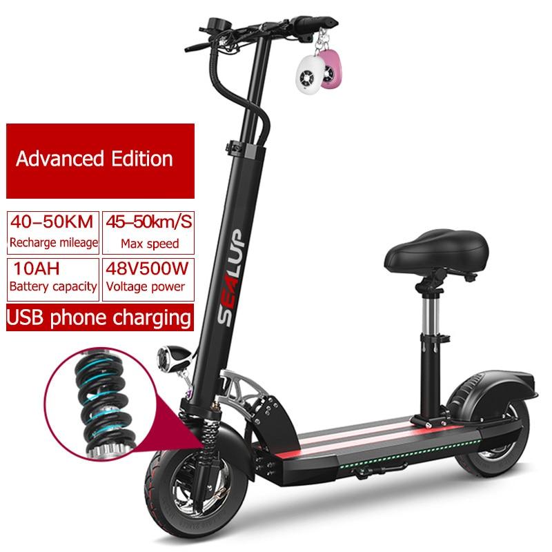Elektrisches scooter10inch elektrisches Fahrrad - Radfahren - Foto 2