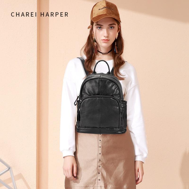 New genuine leather sheepskin stitching shoulder bag in 2019New genuine leather sheepskin stitching shoulder bag in 2019
