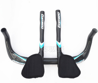 NEW COMEGO Full Carbon Fiber TT Bar Rest Bicycle Handlebar Road Bars Bike Parts Bike Accessories