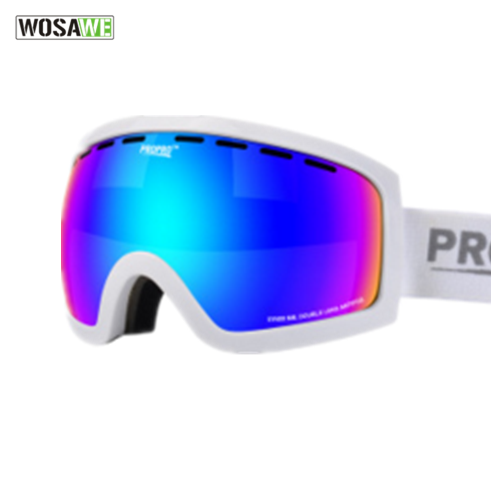 ПроПро Moto крест очки бездорожье лыжи скейт Moto rcycle Moto ясно Moto rbike очки Acessórios очки для мотокросса