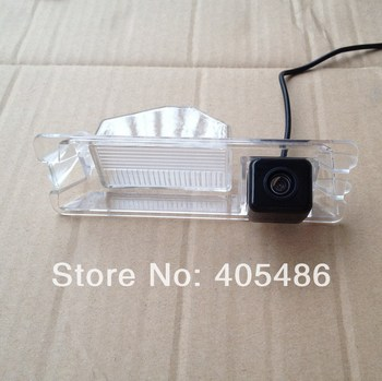 WIFI camera ! Wireless SONY CCD Chip Car Rear View Parking Reverse DVD GPS Kits CAMERA for Nissan March Renault Logan Sandero image