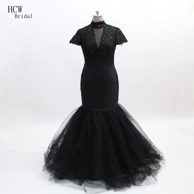 High Neck Formal Dresses