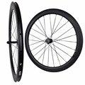 Углеродное колесо 50 мм 3K UD 12K Углеродное колесо матовое или глянцевое шоссейное колесо для велосипеда 700C