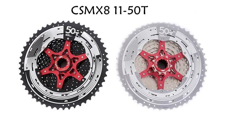 Shimano XT M8000 4 pcs de bicyclette de vélo vtt 11 vitesse kit Groupset RD-M8000 Shifter avec SunRace cassette K7 KMC chaîne 11-46 T 11-50 T - 5