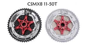 Image 4 - Shimano XT M8000 4pcs אופני אופניים mtb 11 מהירות ערכת Groupset RD M8000 שיפטר עם SunRace קלטת K7 KMC שרשרת 11 46T 11 50T