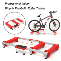 Professional Indoor Bicycle Bike Roller Rollers Trainer Fitness Exercise Rack Bike Trainer Tool Cycling Trainer