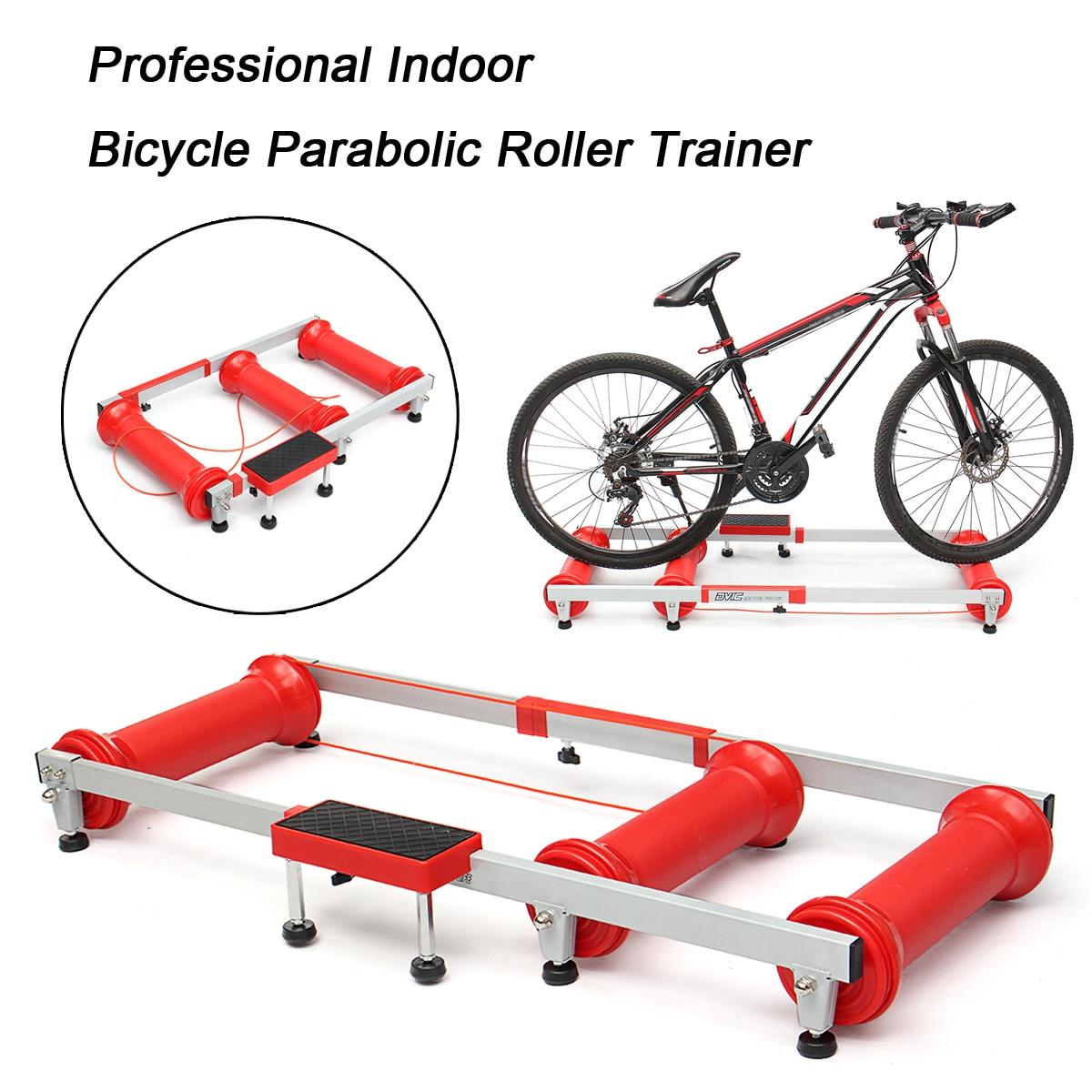 Professionnel Intérieure Vélo Vélo Rouleau Rouleaux Formateur Exercice Fitness Rack Vélo Formateur Outil Vélo Formateur