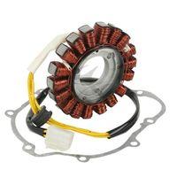 Stator Coil & Gasket For Suzuki GSXR600 750 GSXR 600 06 15 Mageneto Generator