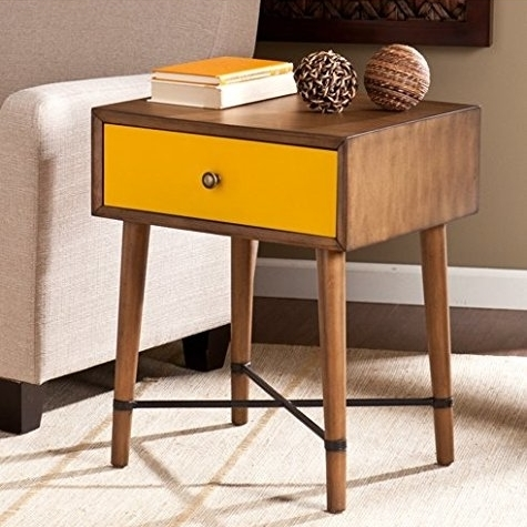 Norwich Accent Table - Yellow ben folds norwich page 8