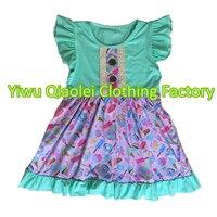 Hurtownia odzieży dla Dzieci lato dziewczyna prettey sukienka dla dzieci party