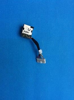 (5 sztuk partia) dla HP DM4-1000 dm4-1001tu dm4-1001tx dm4-1002tu DM4-2000 G32 CQ32 złącze zasilania DC kabel typu jack P n 6017B0256201 tanie i dobre opinie DM4-1000 DM4-2000 G32 CQ32 6017B0269001 6017B0256201 Adapter kabla ZUOSHIHUI Dostępny w magazynie