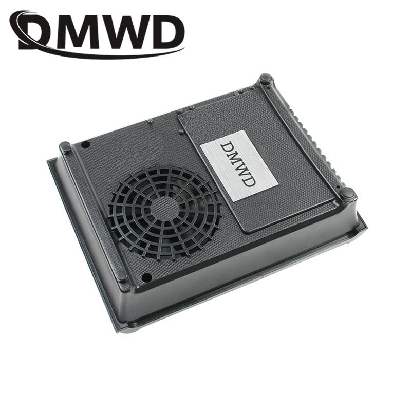 Многофункциональная электрическая мини-индукционная плита DMWD с нагревательной тарелкой для приготовления чая, кофе, лапши 5