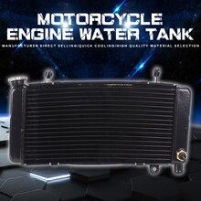 Вода резервуарный радиатор водяного охлаждения для HONDA CBR400 CBR400RR NC29 CBR29 CBR 29 MC29 Аксессуары для мотоциклов