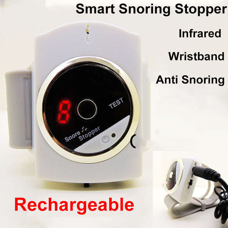 MARFLY Smart Snore Stopper Stop Snoring Biosensor Infrared Ray Detects Anti Snoring Device Wristband Watch Sleeping Aid tcm acupuncture medical theory infrared anti snore wristband sleeping watch stop snoring sleep aid device