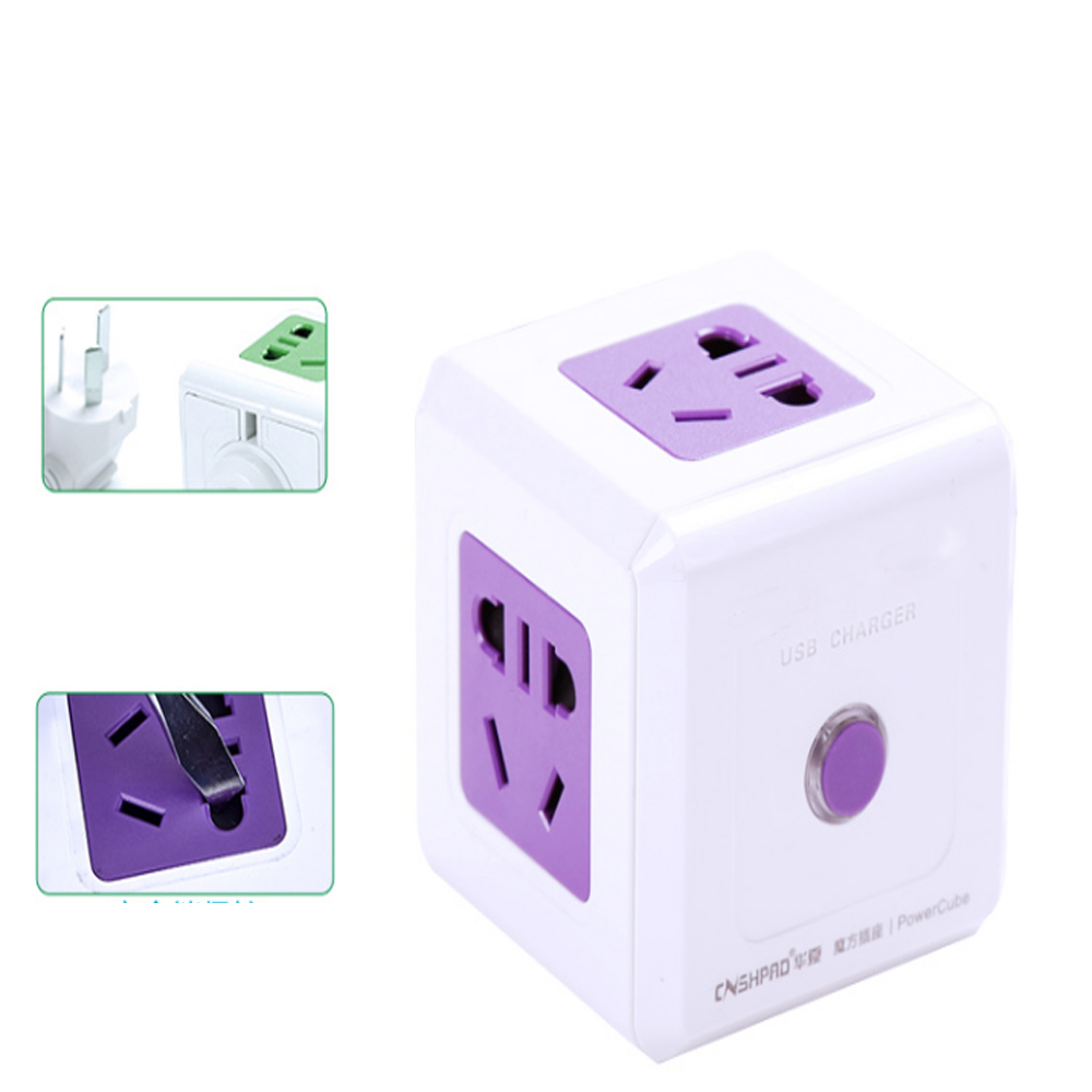 hight resolution of multi mode square cube wiring board creative outlet plug wireless power converter plug in electrical sockets from home improvement on aliexpress com